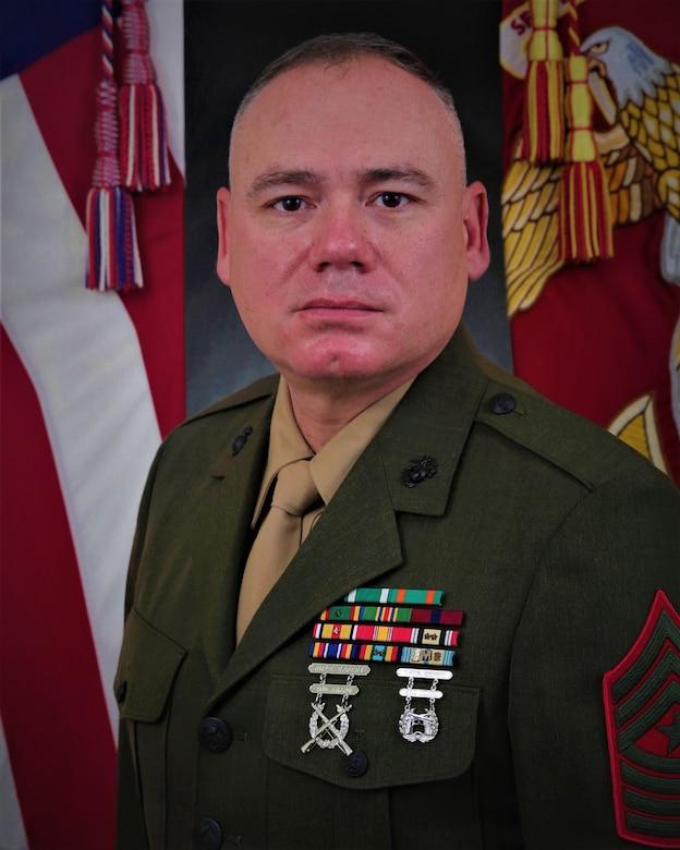 Sergeant Major, Marine Aviation Logistics Squadron 49
