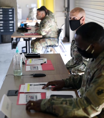 U.S. Army South's Headquarters and Headquarters Battalion held a validation exercise from Aug. 10-14 at Joint Base San Antonio-Fort Sam Houston, Texas.