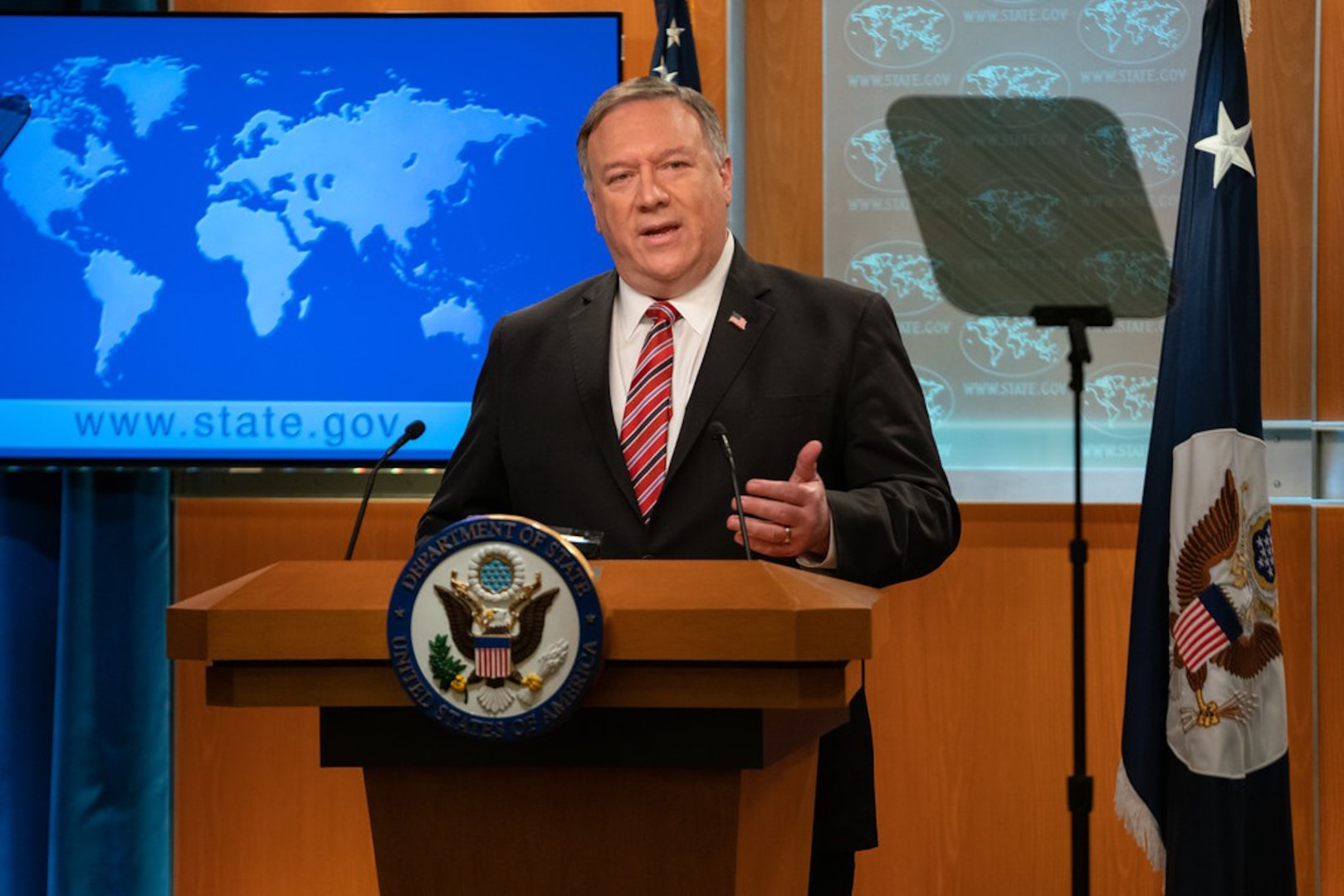 Statement by Secretary of State Michael R. Pompeo on Indonesia National Day