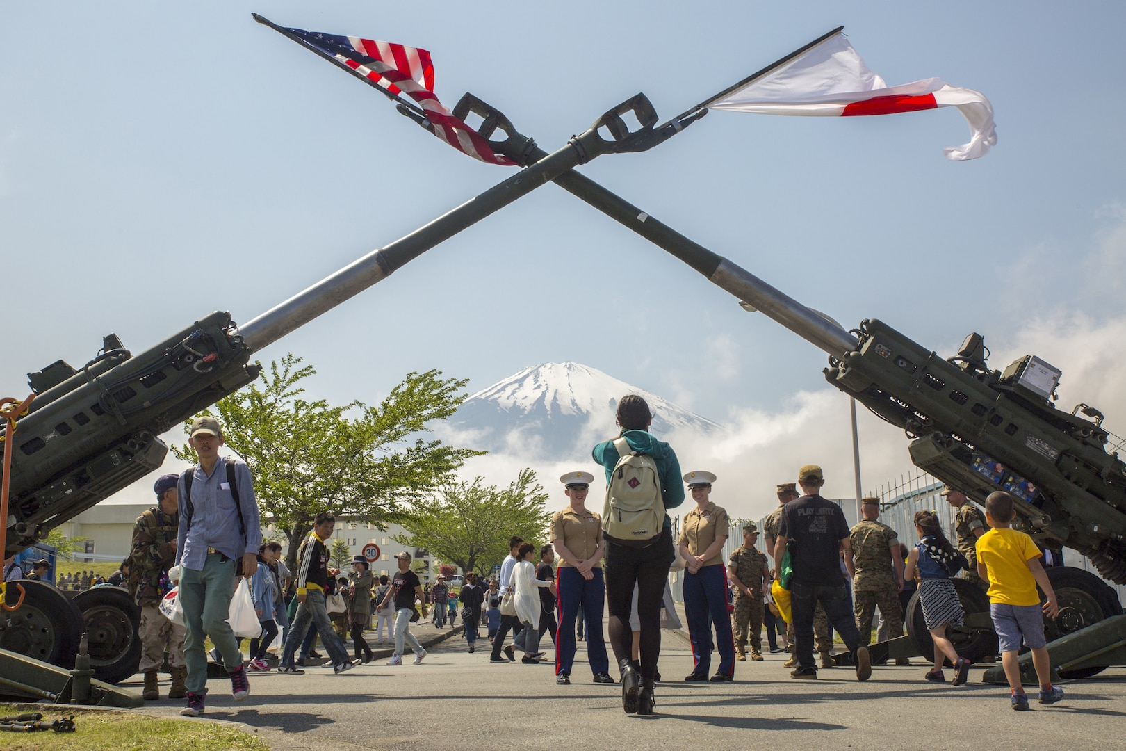 US-Japan alliance increasingly strengthened since end of WWII