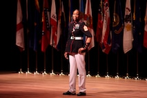 MCSC bids farewell to sergeant major, welcomes replacement