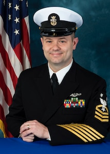 Master Chief Petty Officer Timothy R. Glazner