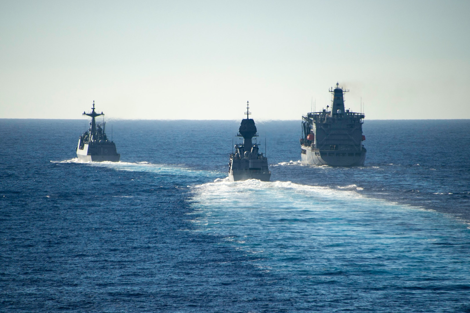 Exercise Rim of the Pacific 2020 Begins