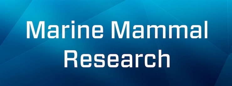 Marine Mammal Research
