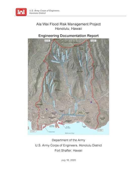 The U.S. Army Corps of Engineers (USACE) Honolulu District, in cooperation with the City and County of Honolulu, will complete a Supplemental Environmental Assessment (SEA) in accordance with the National Environmental Policy Act (NEPA) and the Hawaii Environmental Policy Act (HEPA) compliance requirements for the Ala Wai Watershed  Flood Risk Management Project.