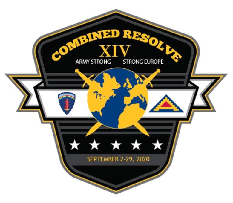Combined Resolve XIV logo