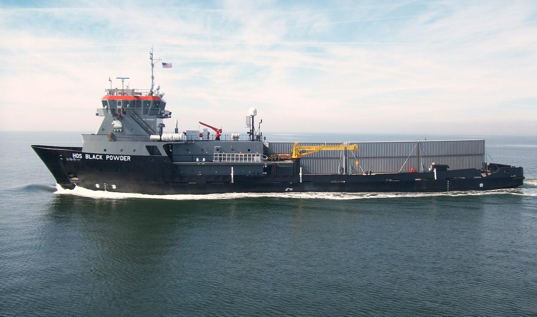 USNS Black Powder