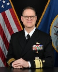 Rear Admiral Michael Wettlaufer