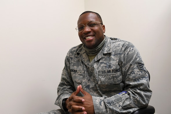 Atkins earned his doctorate of business administration, with a specialization in healthcare management, in 2019, and hopes to inspire and motivate other Airmen to keep pushing forward in accomplishing their professional and personal goals while serving.