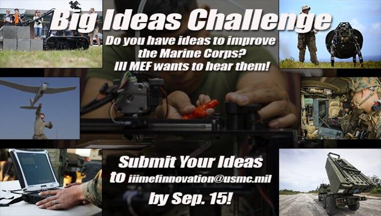 Big Ideas Challenge