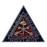 The official command seal for 2nd Intelligence Battalion.