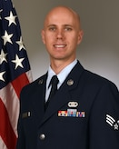 Senior Airman Guy James Official Photo