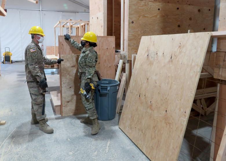 Engineer Center of Excellence at Fort Hunter Liggett