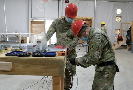 Engineer Center of Excellence at Fort Hunter Liggett