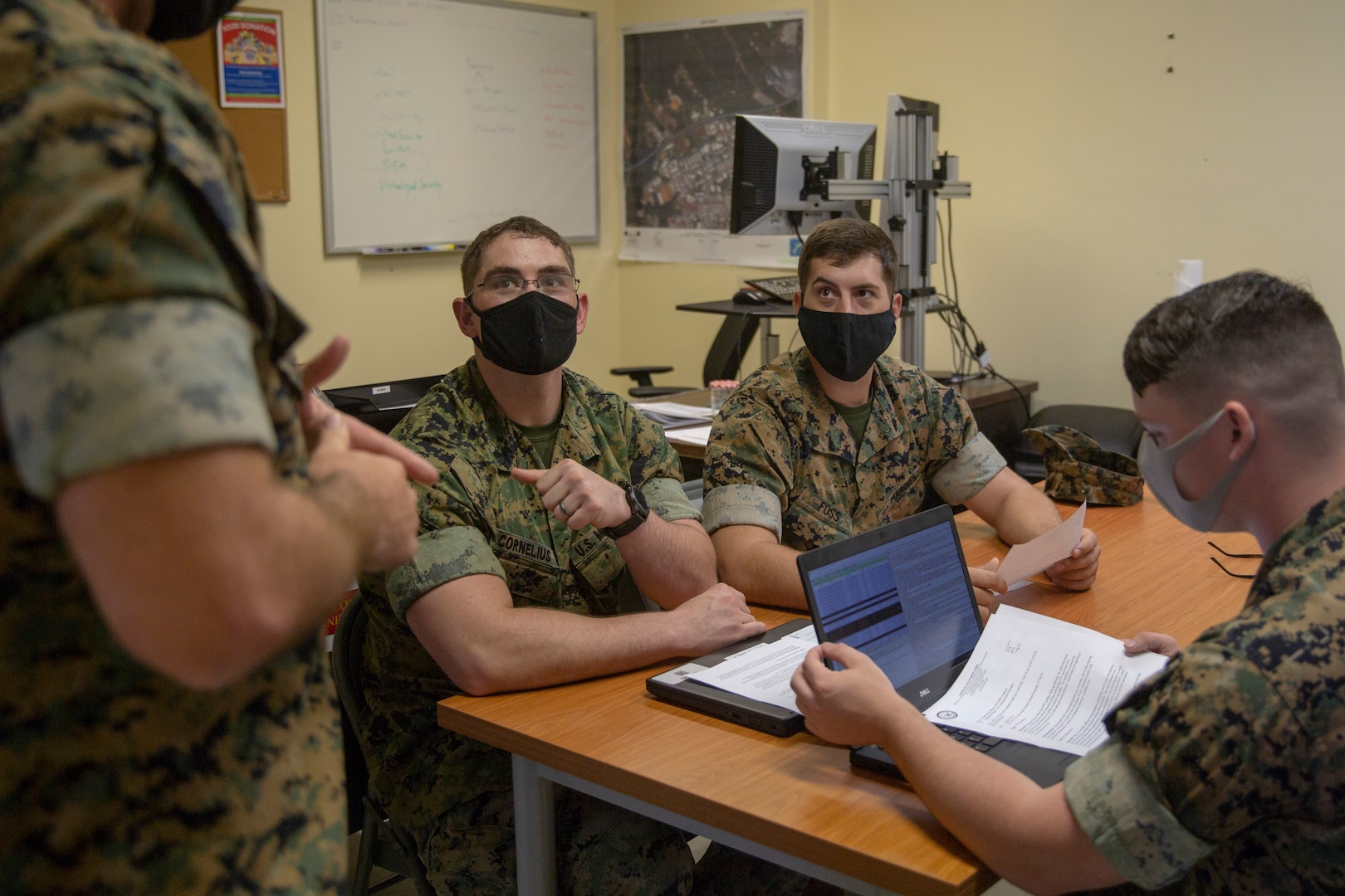 7th Communications Battalion Competes in Global Capture the Flag Cyber Contest