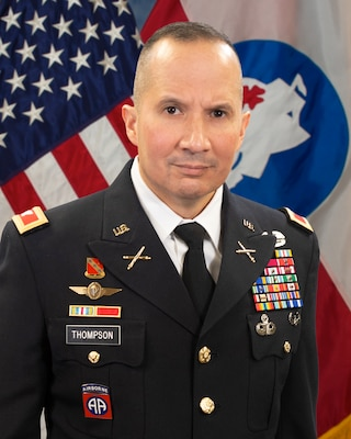 Army South Chief of Staff
