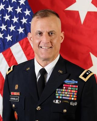 Maj. General Andrew J. Juknelis