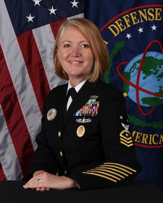 Master Chief Laura Nunley reported to the Defense Intelligence Agency (DIA) in August 2020 as the Command Senior Enlisted Leader (CSEL).