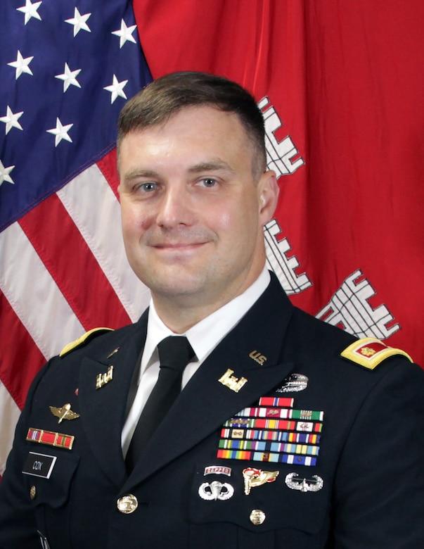 Major David B. Cox