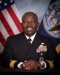 Rear Admiral Cedric Pringle