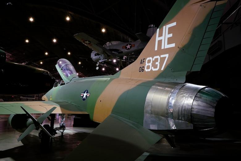 F-100F view