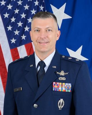 Maj. Gen. Torrence Saxe