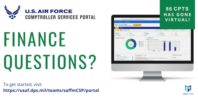 Graphic of new Comptroller Service Portal information.