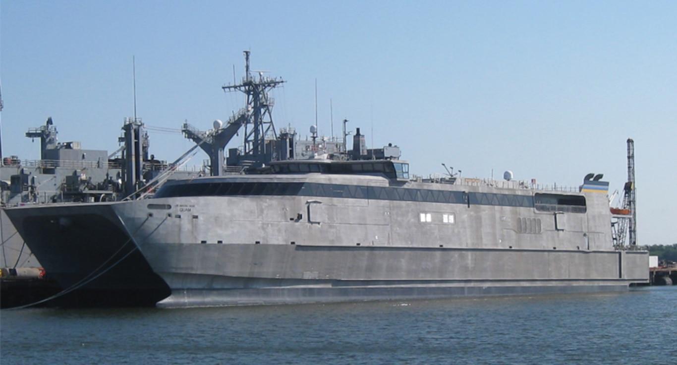 USNS Guam