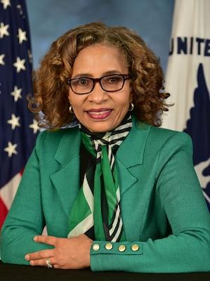 Photo of Dr. Terri Dickerson