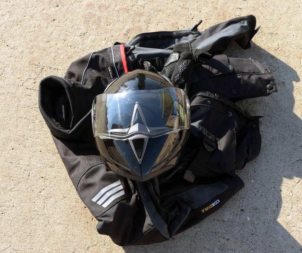 Safety Gear displayed