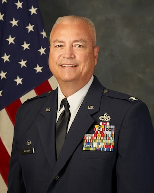 Colonel John D. Norton is commander of the 446th Maintenance Group, Joint Base Lewis-McChord, Washington. As Group Commander, he is responsible for directing all aircraft and equipment maintenance support for three squadrons of C-17 Globemaster III aircraft as well as the quality and quantity of training for over 700 Reservists, ensuring they are prepared to perform the wing's mission in peacetime and during combat