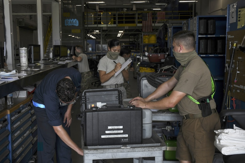33rd Fighter Wing prepares for a TDY