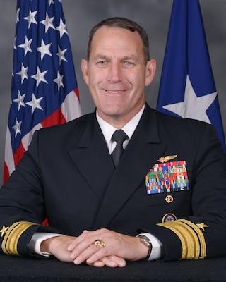 Rear Adm. Trey Wheeler, Chief of Staff