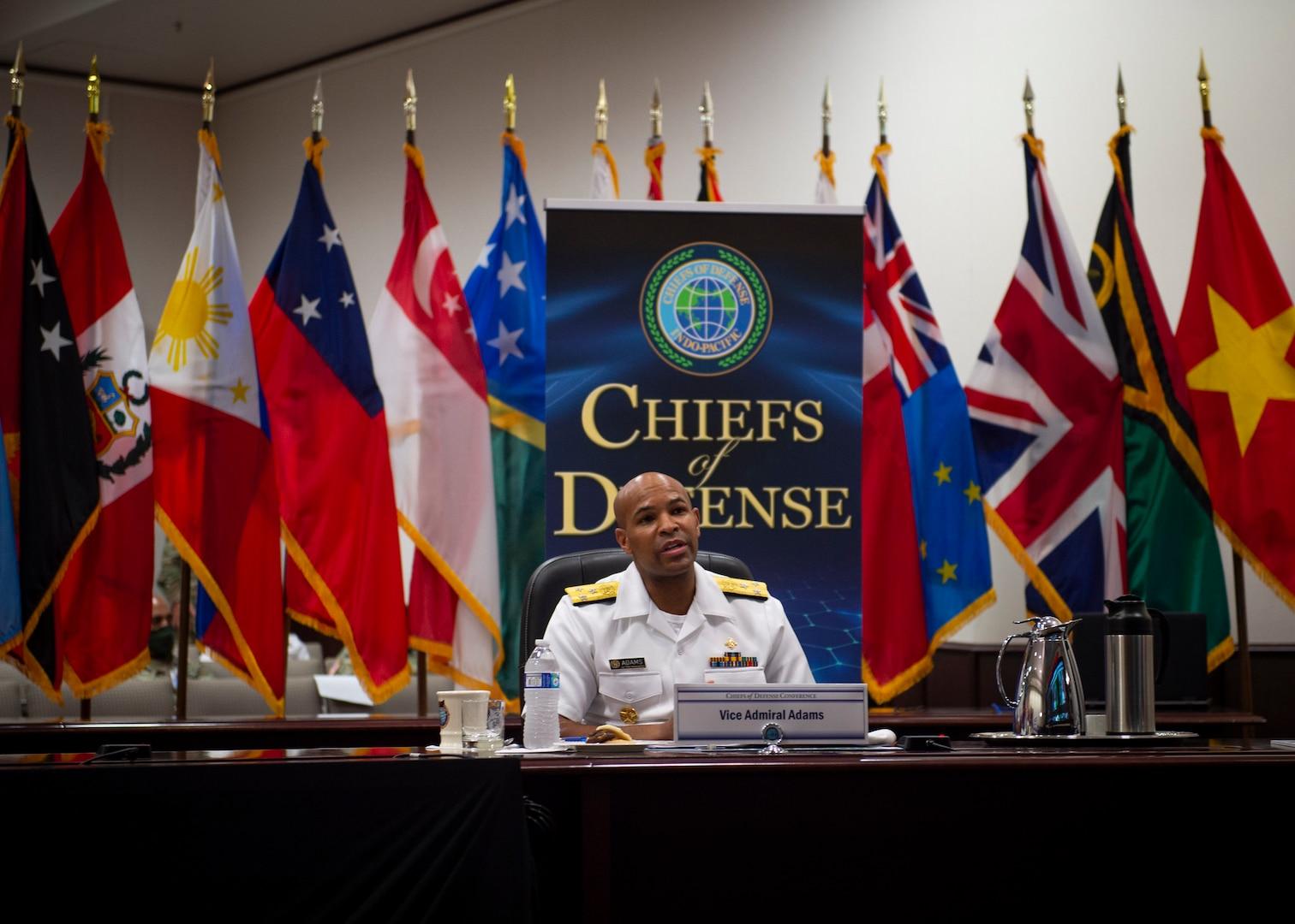 Vice Admiral Jerome M. Adams, United States Surgeon General