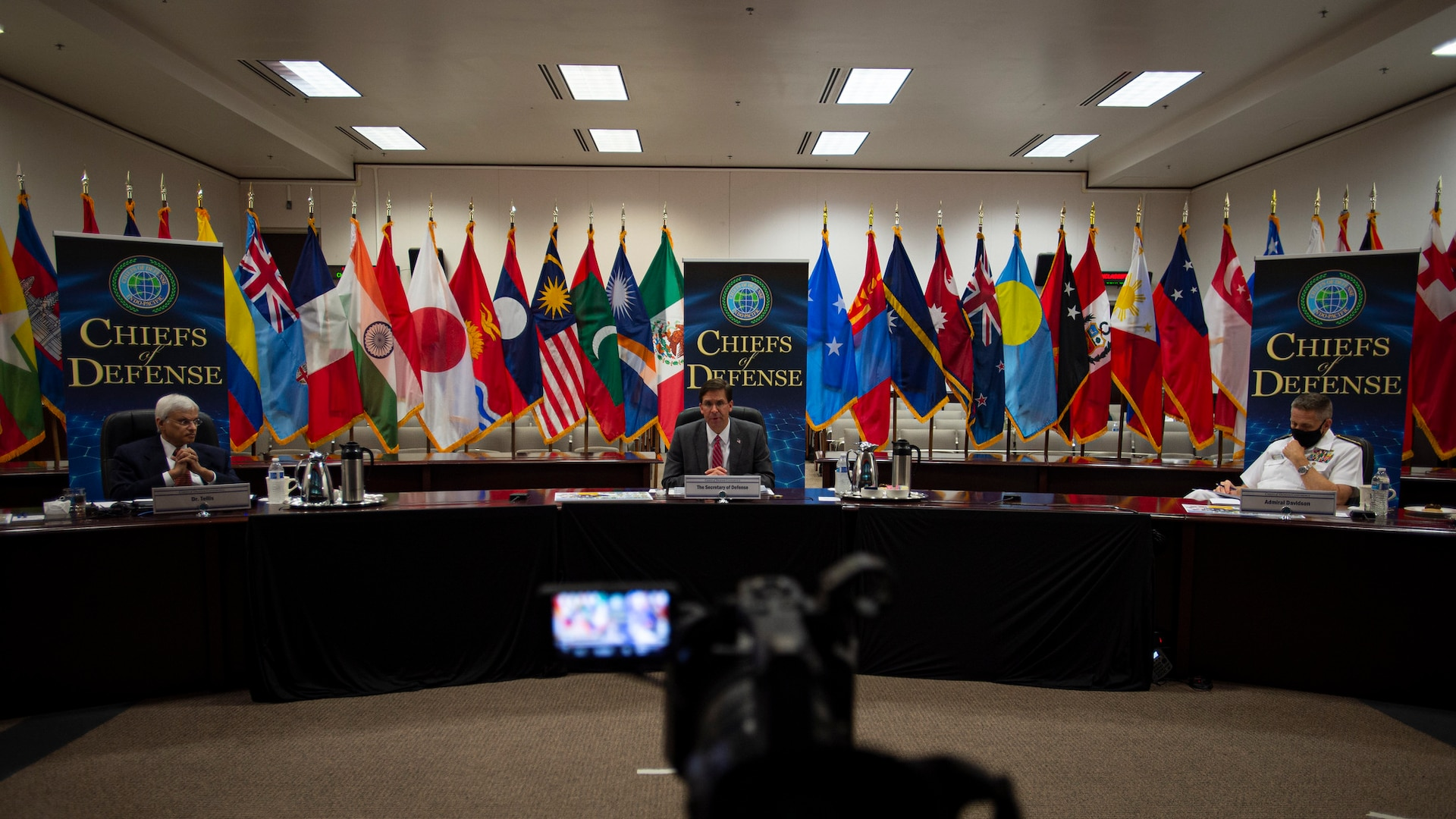 The annual Indo-Pacific Chiefs of Defense conference