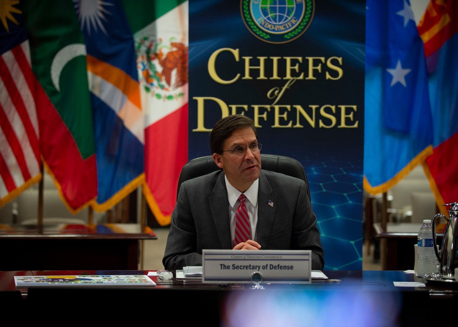 Dr. Mark T. Esper, United States Secretary of Defense