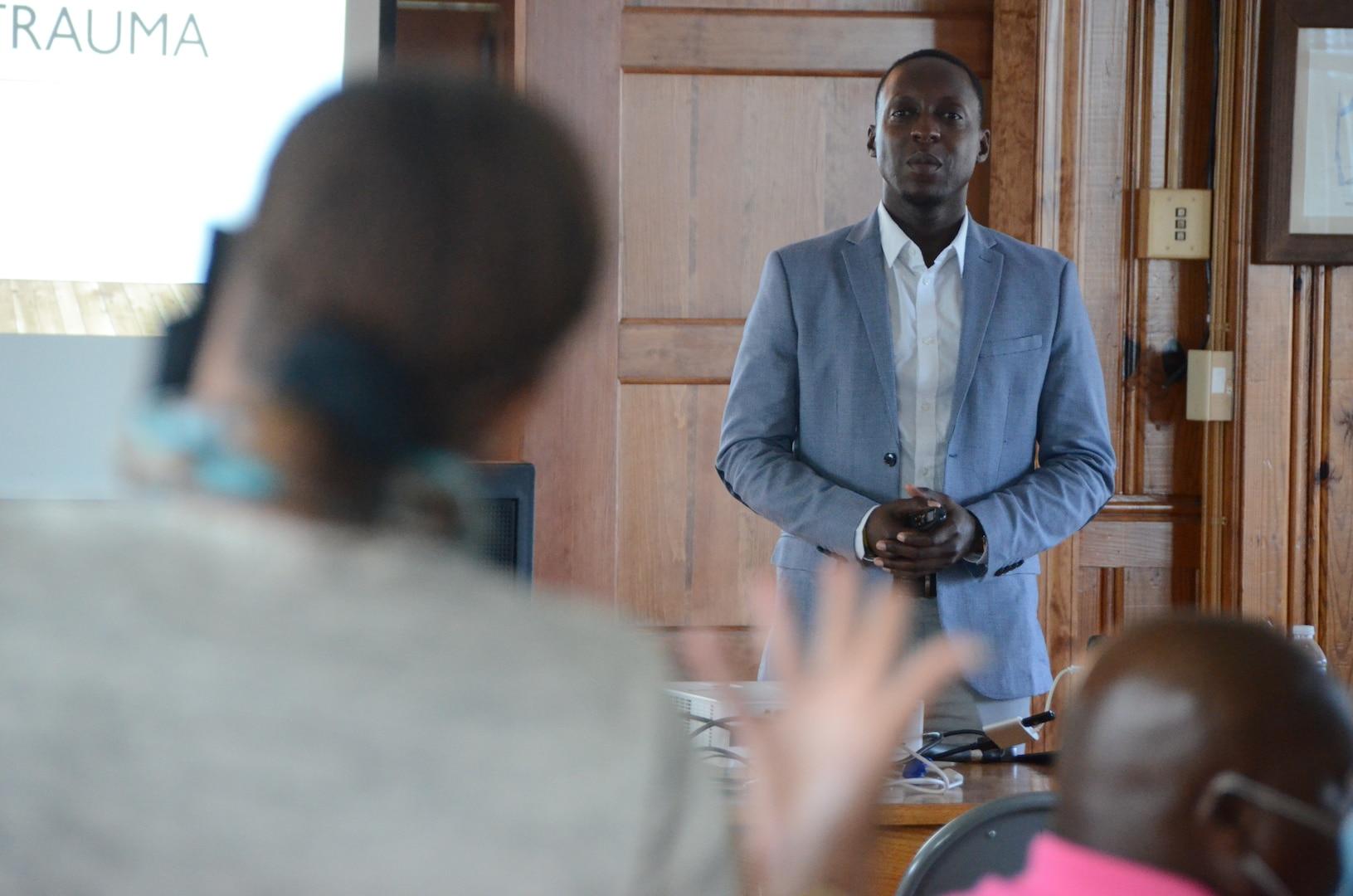 VNG SARC hosts victim advocate refresher training