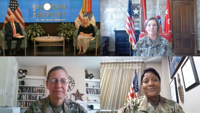 AUSA Women's Equality Discussion