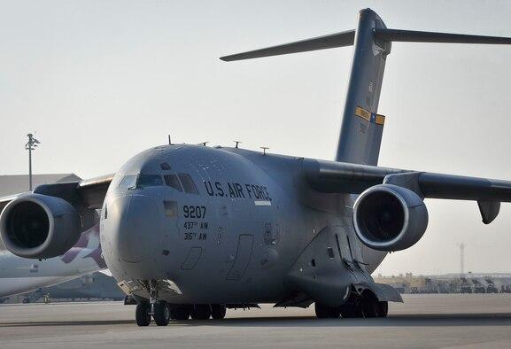 JB Charleston supports 8th EAMS mission at AUAB
