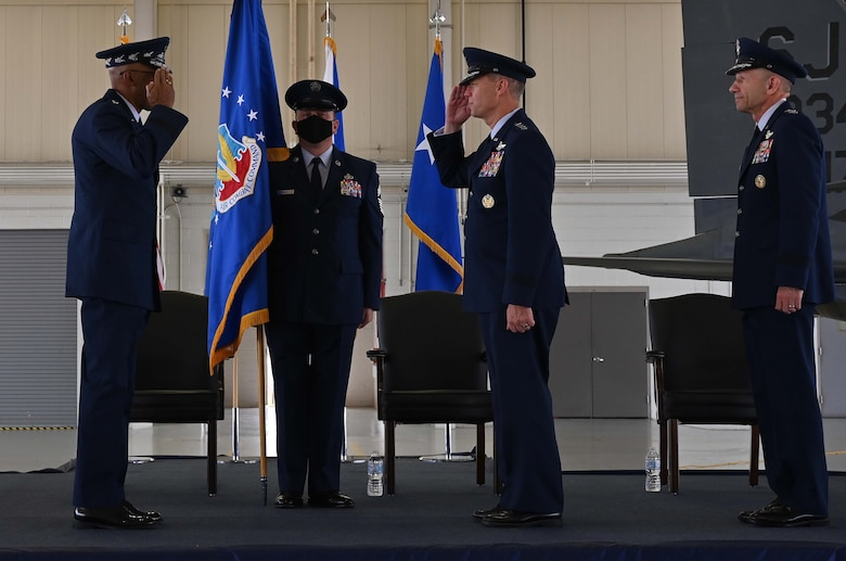 change of command photos