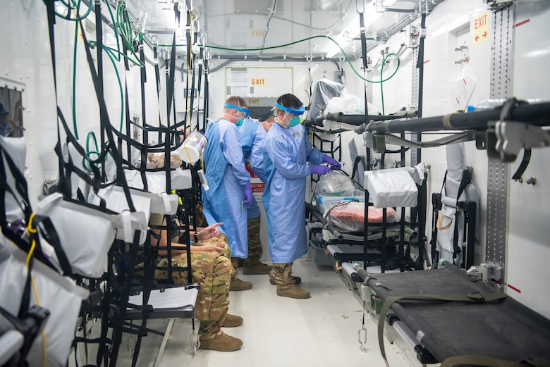 379th EAES among first to train on new NPC-L