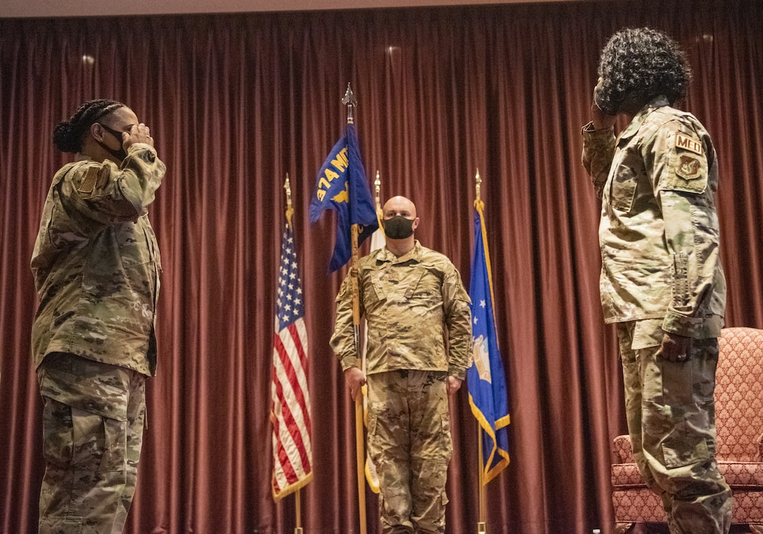 On August 28th, 2020, the 374th Medical Group re-designated two of its medical squadrons at Yokota Air Base, Japan, to better streamline healthcare for active duty and non-active duty patients.