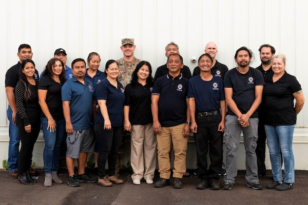 DLA Distribution Pearl Harbor, Hawaii has earned the Team Performance of the Year award