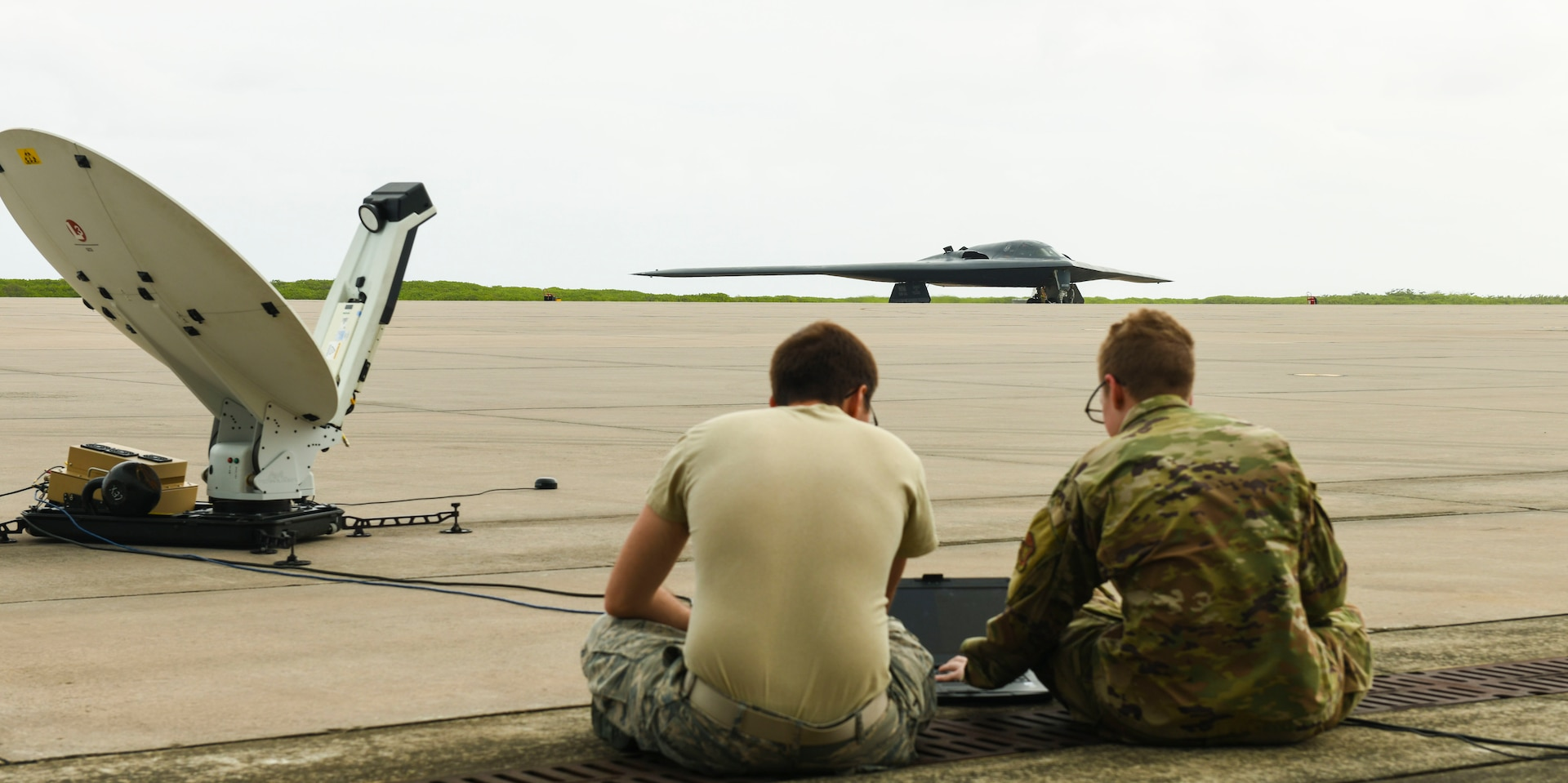393rd Expeditionary Bomb Squadron paves way for Dynamic Force Employment