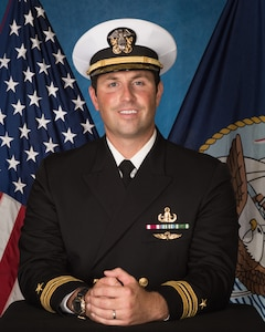 LCDR Andrew P. Giacomucci