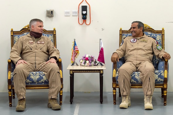 US-Qatar Friendship Event bonds strategic partners before F-15QA arrival