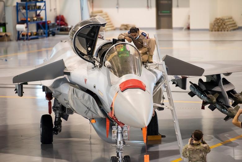 US-Qatar Friendship Event bonds strategic partners before F-15QA arrival