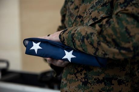 Retirement Ceremony for Headquarters Battalion Sergeant Major Gabriel E. Macias