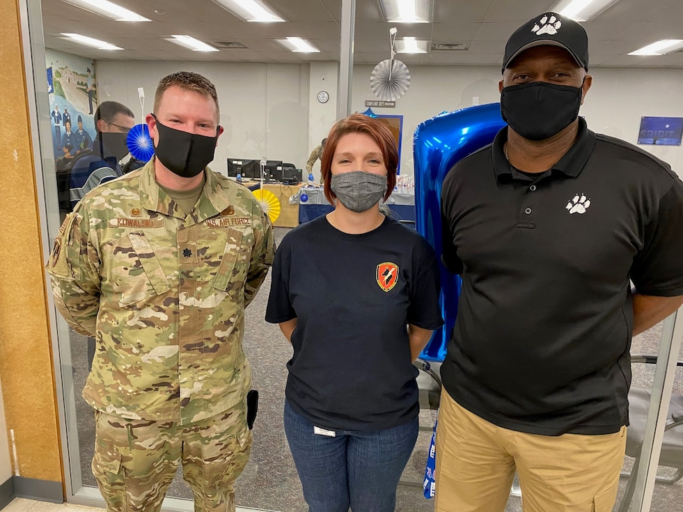 JOINT BASE SAN ANTONIO-LACKLAND, Texas – A new program at the 737th Training Support Squadron's Transition Flight is giving motivated, but disqualified, Airmen a chance to serve their country in ways other than in uniform.