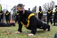 Soldiers of the 364th Sustainment Command (Expeditionary) conducted their first company-wide diagnostic Army Combat Fitness Test (ACFT) during Battle Assembly November 14, 2020.